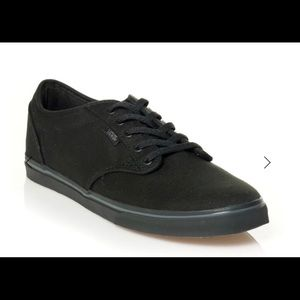 Vans Atwood low profile skate shoes